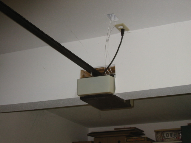 Support Beam Modified In Garage 1calldone Ceterfied